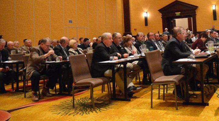 Farm bill discussions at recent summit