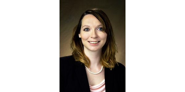 Carrie Johnson, NDSU Extension personal and family finance specialist. (NDSU photo)