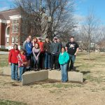 Group from Barton County. (MU Extension)