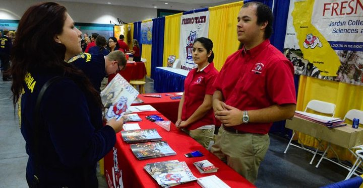 Fresno State at the 50th World Ag Expo
