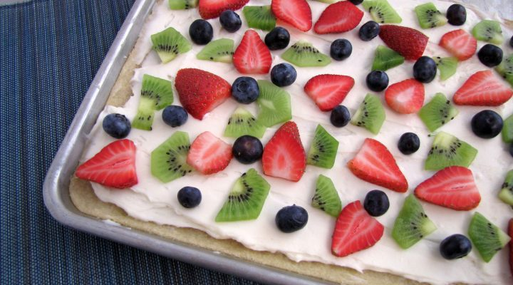This tasty recipe can help you eat more fruit. (NDSU photo)