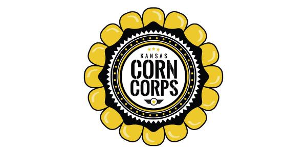 kansas corn corps logo