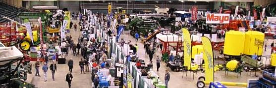 The International Crop Expo is Wednesday, February 22nd from 9 am to 5 pm and Thursday, February 23rd from 9 am to 4 pm at the Alerus Center in Grand Forks, ND. (Courtesy of Northern Plains Potato Growers Association)