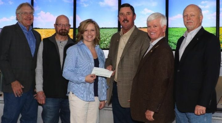 TFB gives $100,000 to museum's ag-venture