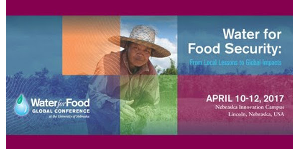 Water for Food Global Conference
