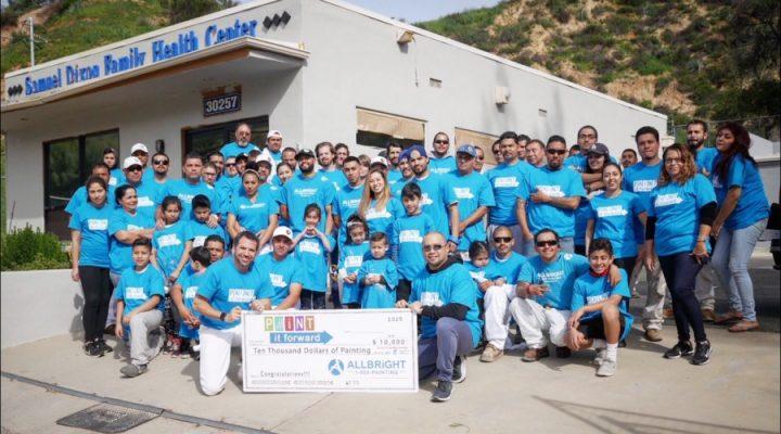 'Paint-It-Forward' program changes lives