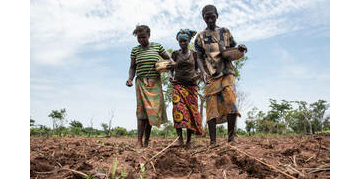 Gender equality can alleviate hunger
