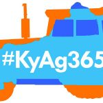 If you want to learn more about Kentucky agriculture, follow the Kentucky Department of Agriculture's #KyAg365 campaign on Facebook and Twitter.