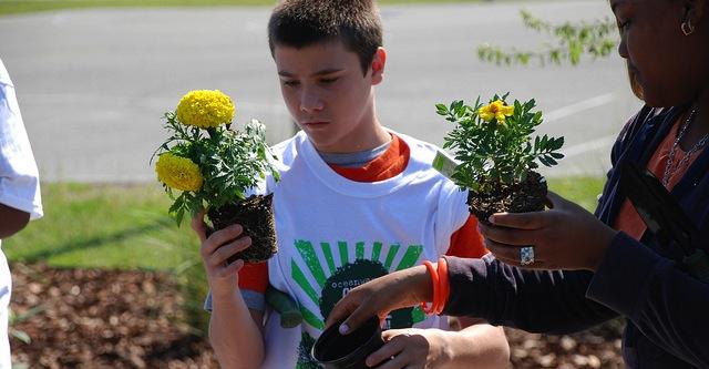 FDACS seeks top school gardens