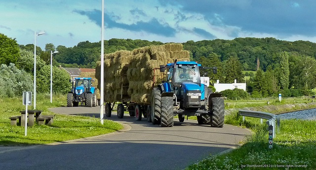 New Holland data-sharing agreements