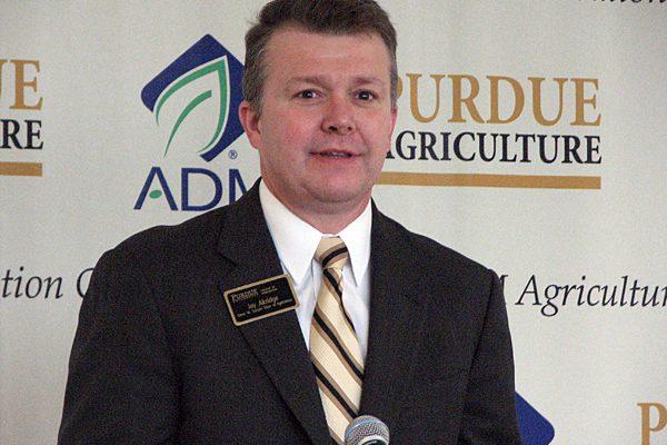 Jay Akridge named Purdue University provost