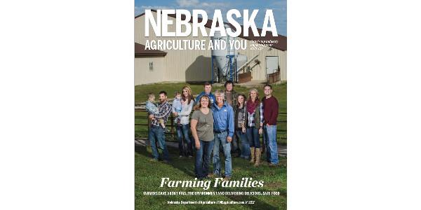 Nebraska Ag and You Cover