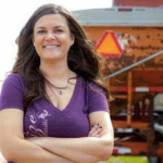 The Farm Babe, Michelle Miller, will explain her thoughts on how to better communicate the story of agriculture with the general public. (Courtesy of Northeast Iowa Dairy Foundation)