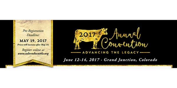 The theme of the convention is to commemorate the beef industry's past and look toward the future by Advancing the Legacy for generations to come.