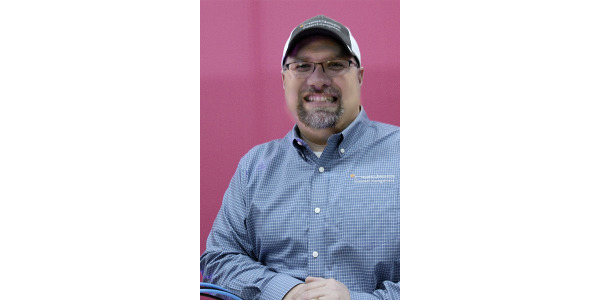 Brad Carson has been promoted to vice president of Nedap Livestock Management U.S. In his new role, he will oversee all U.S. sales, marketing and application activities for the livestock division. (Courtesy of Nedap)