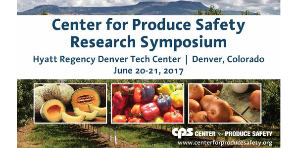 The Center for Produce Safety is pleased to announce the 8th Annual Research Symposium is taking place at the Hyatt Regency Denver Tech Center in Denver, Colorado, June 19-21, 2017.