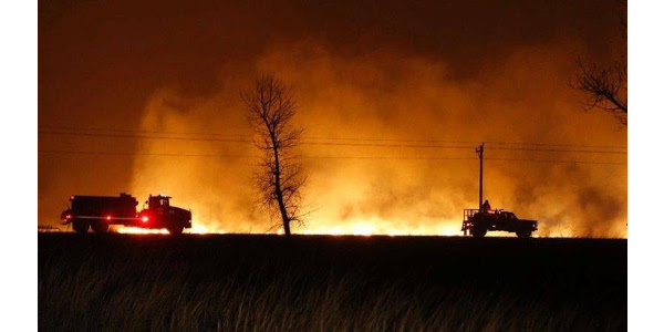 The Kentucky Cattlemen's Association sends our thoughts and prayers to the ranching and fire-fighting communities battling these fires and the difficult road ahead of putting lives back together. (Kentucky Cattlemen's Association)