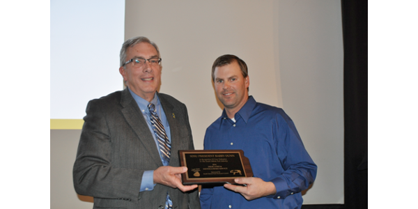 Dedicated & Distinguished Service Award