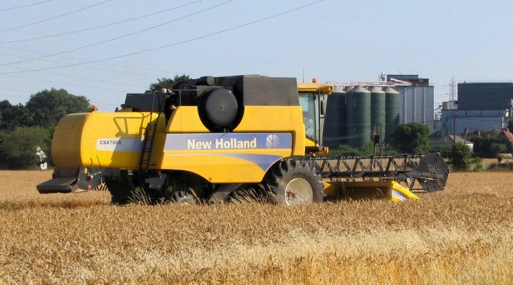 New Holland sets new world record