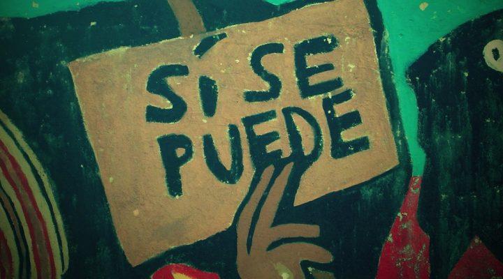 Dozens march to honor Cesar Chavez
