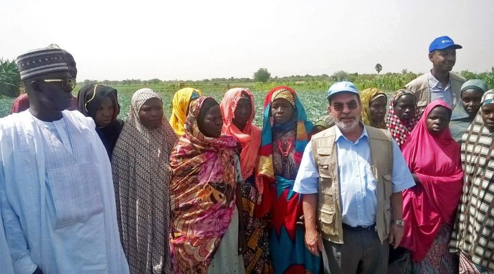 FAO Director-General visits Nigeria