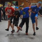 Youth come together at Wisconsin Farmers Union's Kamp Kenwood for friends, learning and fun as part of WFU's youth summer camp program. (Courtesy of Wisconsin Farmers Union)