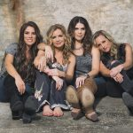 Headlining this year's MusicFest concert at World Pork Expo is Farewell Angelina. This four-member band features blazing fiddles and powerful vocal harmonies. World Pork Expo attendees can relax and enjoy live performances at MusicFest on June 8, as part of their Expo admission. (Courtesy of World Pork Expo)