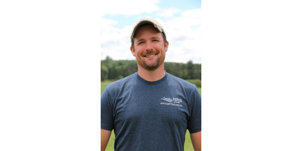 Chris Holman is District 6 Director for Wisconsin Farmers Union. He and his partner, Maria Davis, run Nami Moon Farms, a diversified livestock, poultry, fruit and vegetable farm near Stevens Point. Chris has represented Wisconsin family farmers in advocacy efforts locally and abroad as a member of the National Farmers Union's Next Generation Advisory Council. (Courtesy of Wisconsin Farmers Union)