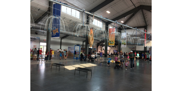 A free, family-friendly Ag Science Expo will be held at Raising Nebraska on April 29. (UNL)