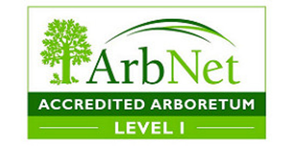 The Kansas Forest Service has been awarded a Level One Accreditation by The ArbNet Arboretum Accreditation Program and The Morton Arboretum, for achieving particular standards of professional practices deemed important for arboreta and botanic gardens.