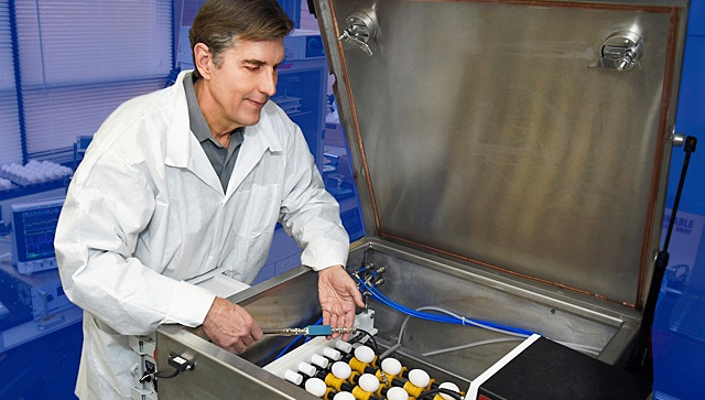 A better way to pasteurize eggs