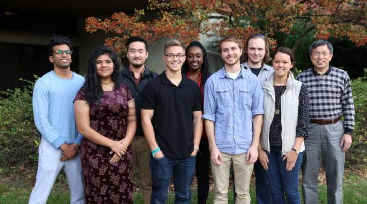 Students team up with NASA to study space ag