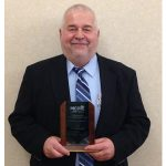 Jim Kukowski of Strathcona, a longtime certified seed producer and strong advocate for agriculture, has been recognized with the Minnesota Crop Improvement Association's (MCIA) Achievement in Crop Improvement award. (Courtesy of Minnesota Soybean)