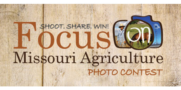 The Missouri Department of Agriculture has launched the 8th annual Focus on Missouri Agriculture contest, asking Missourians to share the unique stories and images of agriculture through photographs.