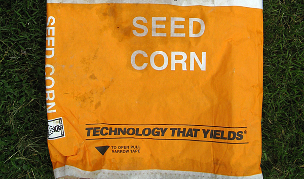 Understanding legal issues with seed use