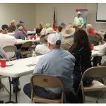 Members and guests of the Kansas Cattlemen's Association (KCA) came together for an Animal Health and Wellness seminar in Madison, Kansas on April 17 at the Sauder Community Center. (Courtesy of Kansas Cattlemen's Association)