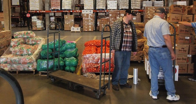 Ag groups partner to feed the hungry