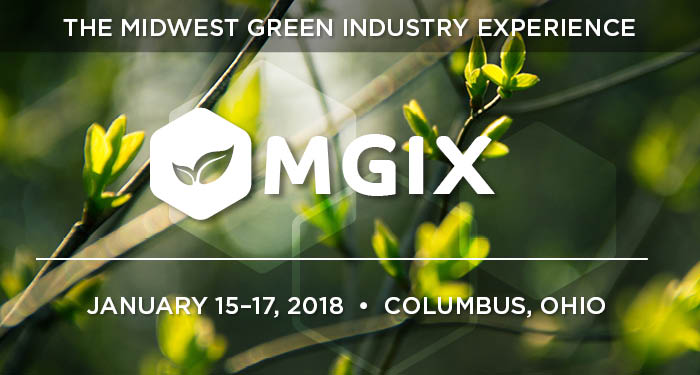 The Kentucky Nursery And Landscape Ociation Will Welcome Its Members To 2018 Midwest Green Industry Experience In Columbus Ohio Lieu Of Holding