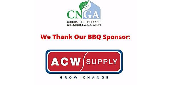 BBQ sponsorship