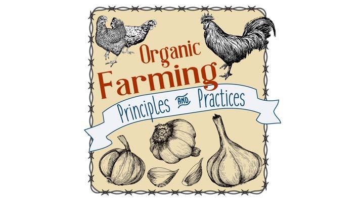 Introductory course to organic farming