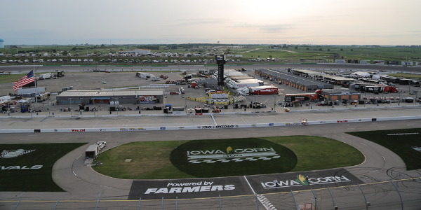 The Iowa Corn 300, one of the major IndyCar racing events of the year, will race into the Iowa Speedway on Sunday, July 9. (Courtesy of The Iowa Corn Promotion Board)