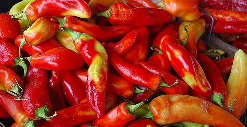 Mexican chile production is up