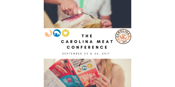 Carolina Meat Conference Sept. 25-26