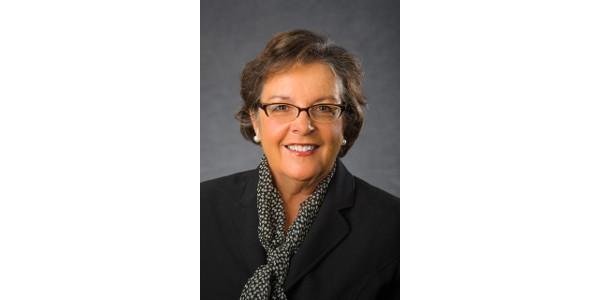 Nancy Cox is dean of UK College of Agriculture, Food and Environment. (Courtesy of Kentucky Farm Bureau)