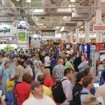 More than 20,000 pork professionals, including more than 1,000 international visitors, are expected to participate in the 2017 World Pork Expo, June 7-9, at the Iowa State Fairgrounds in Des Moines. The world's largest pork-specific trade show, educational seminars, live-hog shows, MusicFest and more will fill the long list of events. (Courtesy of World Pork Expo)