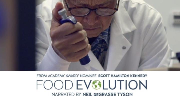 UF to show 'Food Evolution' June 30