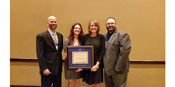 KDA program receives Food Safety Award