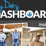 "My Dairy Dashboard is looking to partner with 30 data-minded dairy producers through their ""Insiders"" program that rewards ideas and feedback with first access to this mobile dashboard. (screenshot from video)"