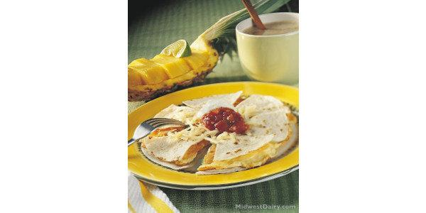 This recipe can help you add some dairy foods to your diet. (Photo courtesy of Midwest Dairy Council)