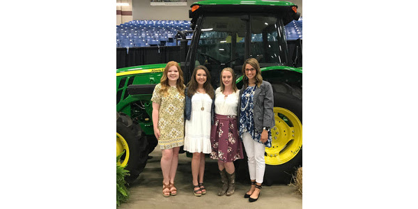 Summer internships provide countless opportunities for college students to gain real world experience while networking and getting out of their comfort zone. (Courtesy of Missouri Department of Agriculture)